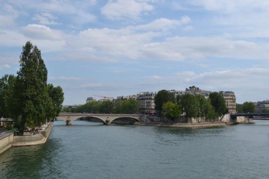 Παρίσι, Γαλλία: seine