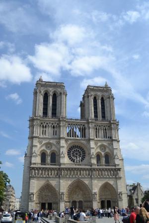 Παρίσι, Γαλλία: Notre Dame de Paris