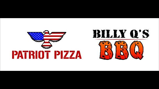 Patriot Pizza and Billy Q's BBQ