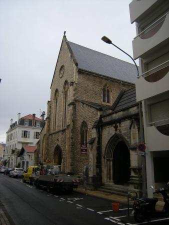 Musee Historique de Biarritz: Front of the museum