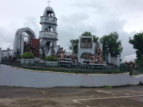 Balangiga, الفلبين: Balangiga Plaza