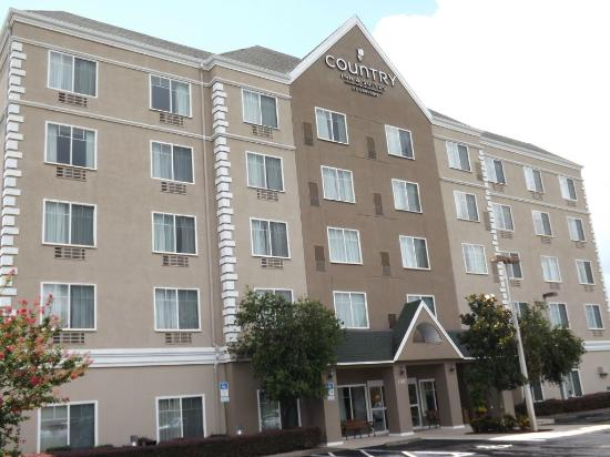 Country Inn & Suites By Carlson, Ocala: Building