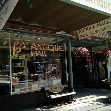 Port Angeles, Ουάσιγκτον: Enjoy Treasure Hunting? Come On In!