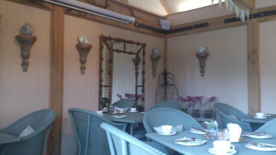 Walled Garden Restaurant