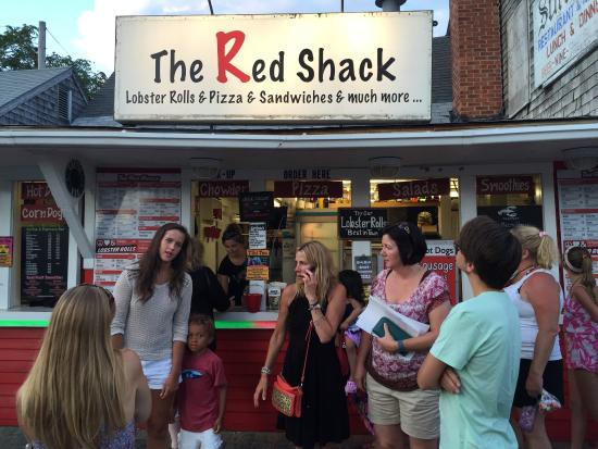 The Red Shack: The shack