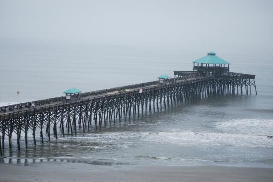 Folly Pier - Picture of Folly Beach Fishing Pier, Folly Beach