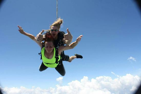 Thomaston, Georgien: Skydive Atlanta