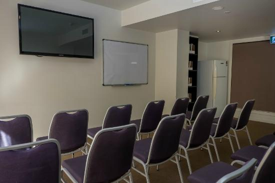 Essence Serviced Apartments: Theatre Style in Meeting Room from $175 half day room hire