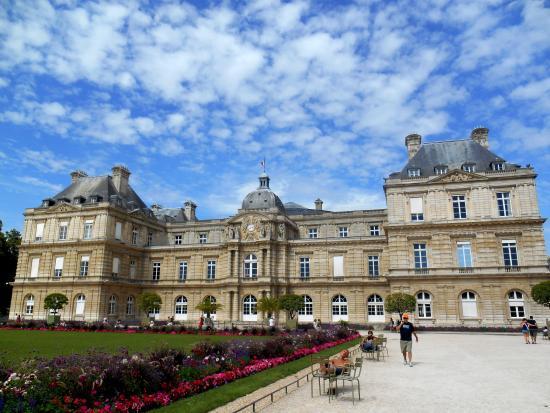 Παρίσι, Γαλλία: Le Jardin.