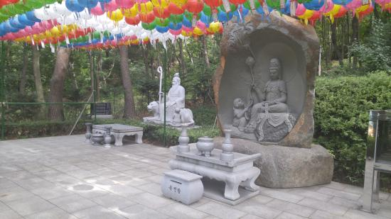 Baegunsa Temple