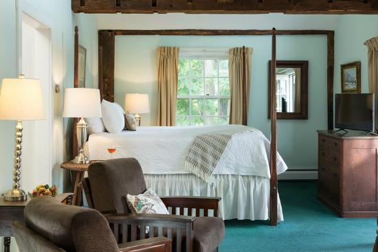 West Chesterfield, Nueva Hampshire: Luxurious Room