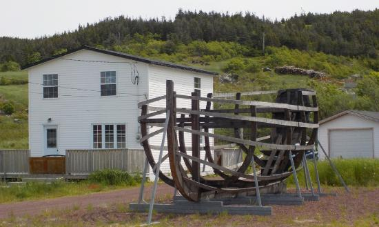 Boat Museum Outside Picture Of Wooden Boat Museum Of Newfoundland