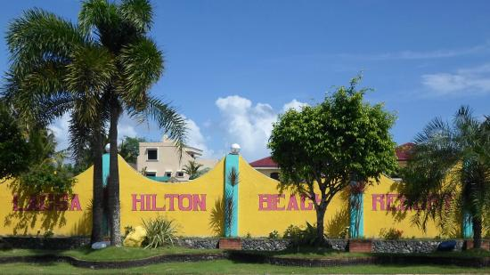 Lacsa Hilton Beach Resort