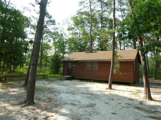 Tuckerton, نيو جيرسي: Cabin 1