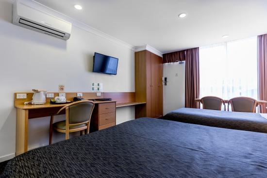 Best Western Melbourne 39 S Princes Park Motor Inn Updated
