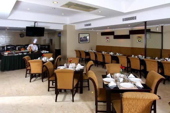 Sriwijaya Hotel: Sriwidari Restaurant