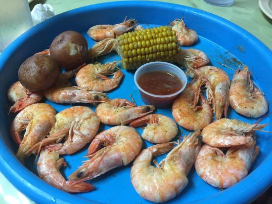 Picture of b c seafood market cajun for White river fish market menu