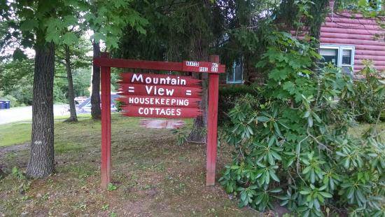 Mountain View Cottages: Mt View