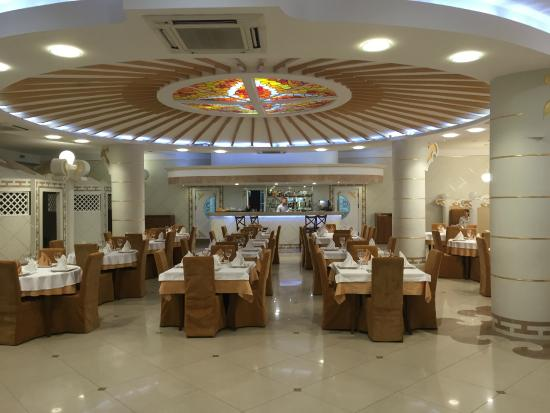 U Istoka Hotel: Ресторан