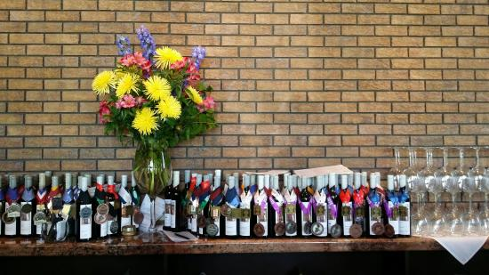 Balistreri Vineyards: Highly decorated wines