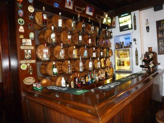 Glendower Hotel The Bar Pub
