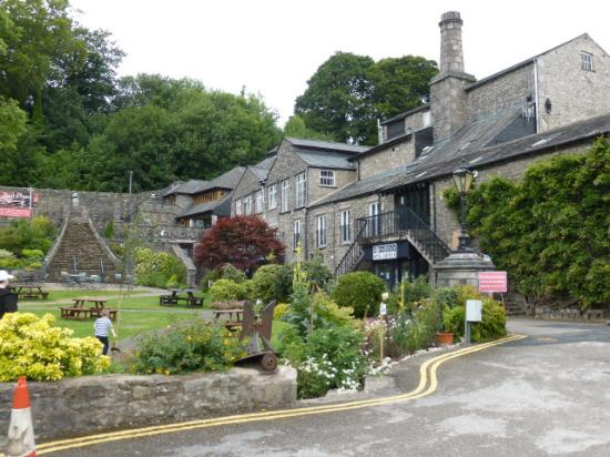 Kendal, UK: Great setting and location very central
