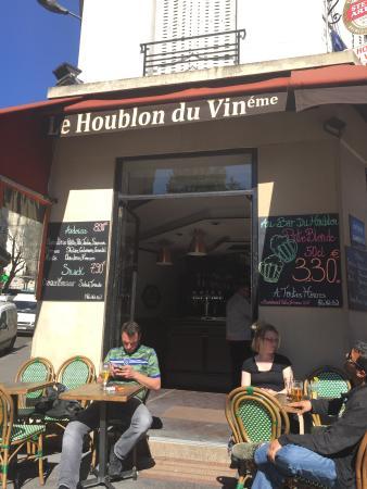 Le Houblon du Vin Tieme