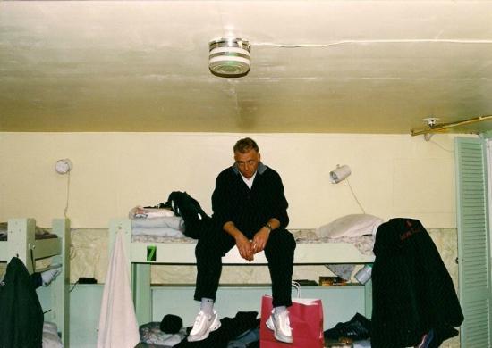 Chelsea Center Hostel: in the dorm