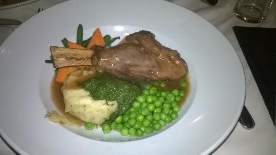 Tamarind House Restaurant: dissapointed with the lamb shank