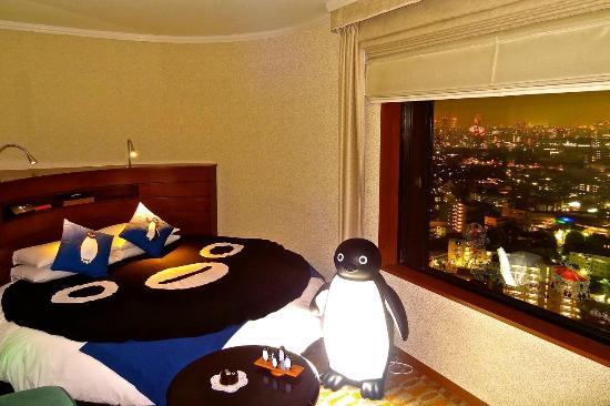 Hotel Metropolitan Tokyo Ikebukuro: Premium Suica Penguin Room