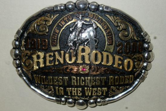 Reno Rodeo Cattle Drive照片