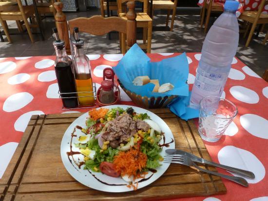 Casa Mara Dakar : Fresh food, ample portions