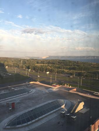 Hotel Vega: Вид из окна 12 этажа