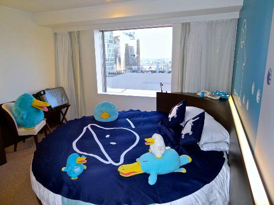 Hotel Granvia Osaka: ICOCA room