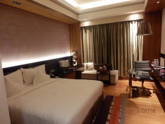 Crowne Plaza New Delhi Rohini: 部屋は清潔で使いやすかった