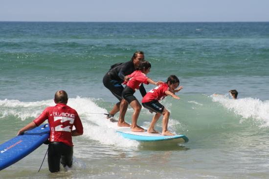 ESCF Vieux Boucau - Billabong Surf School
