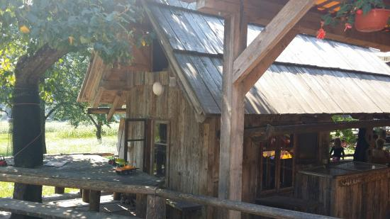 Studor, Slovenië: Mrcina Ranch