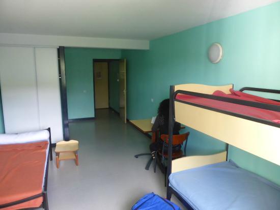 auberge de jeunesse toulouse france hostel reviews. Black Bedroom Furniture Sets. Home Design Ideas