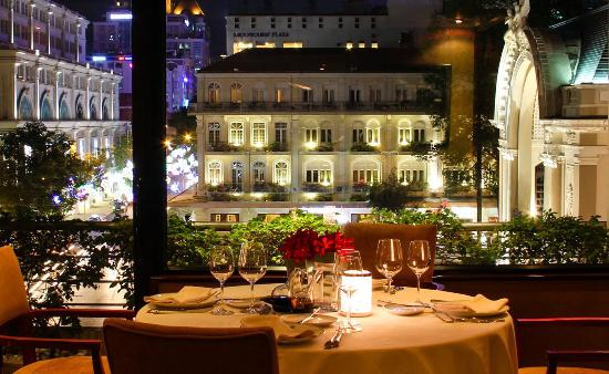 Caravelle Saigon: Reflections Fine Dining_at_CaravelleSaigon_HoChiMinh