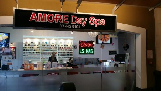 The Amore Day Spa Cawlane