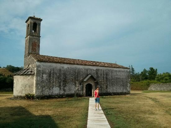 Pescantina, Italy: Pieve di San Michele