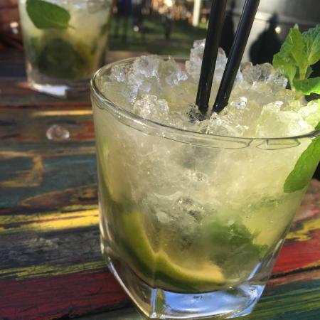 Vineyard Restaurant: Mojito rico