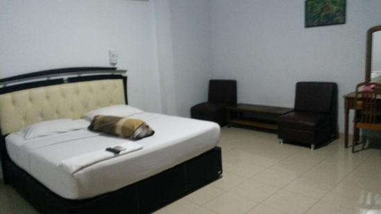 Natuna Island, Indonesien: VIP Double Bed Room