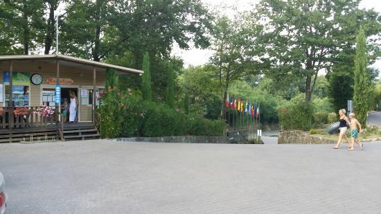 accueil vacansoleil - Picture of Norcenni Girasole Club, Figline e ...