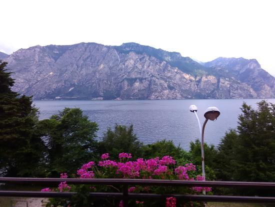 Hotel Baitone: room/bacony view