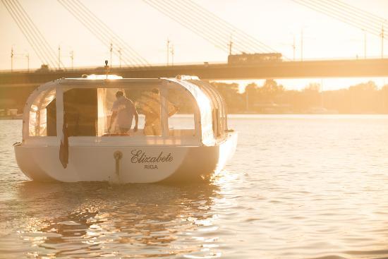 Riga Water Taxi
