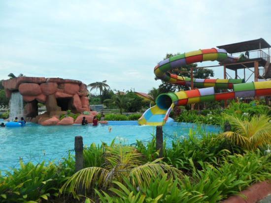 ‪‪Batu Pahat‬, ماليزيا: Wet World Batu Pahat Village Resort‬