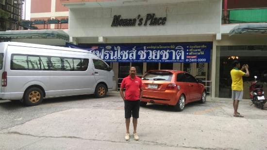 Home Pattaya Hotel : Monaa's Place