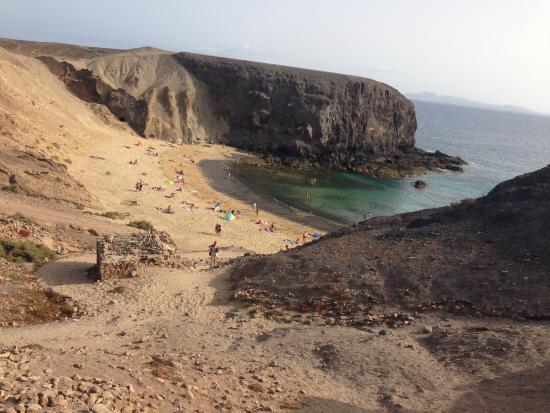 photo0.jpg - Picture of Playa de Papagayo, Lanzarote - TripAdvisor