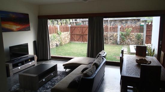 Hammerhead Hotel : Livingroom